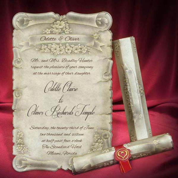 Wedding Invitations Kanvin Inc